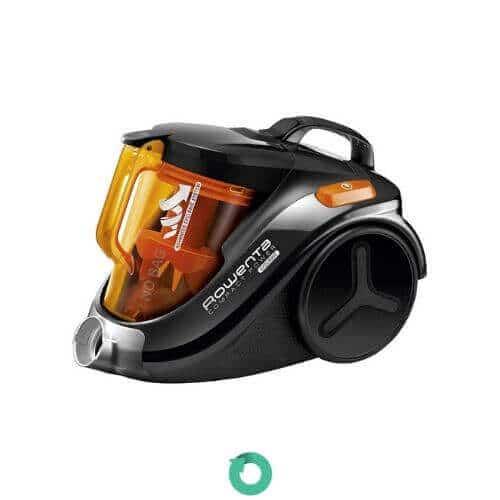 Aspirador trineo sin bolsa rowenta compact power cyclonic RO3753EA