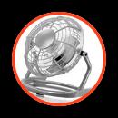 mejor ventilador usb barato