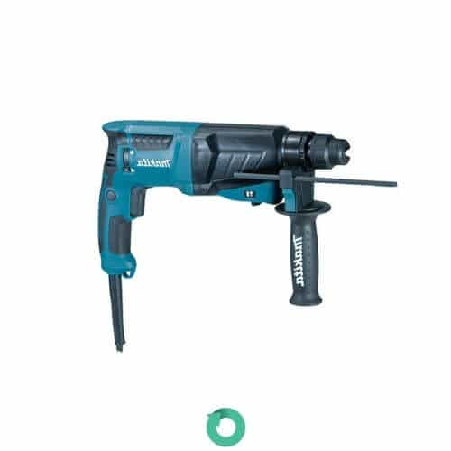 rotary hammer sds plus makita hr2630 800 w