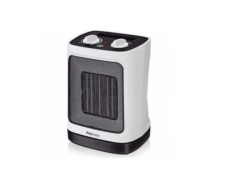 calefactor cerámico recomendado