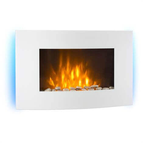 recommended electric fireplace