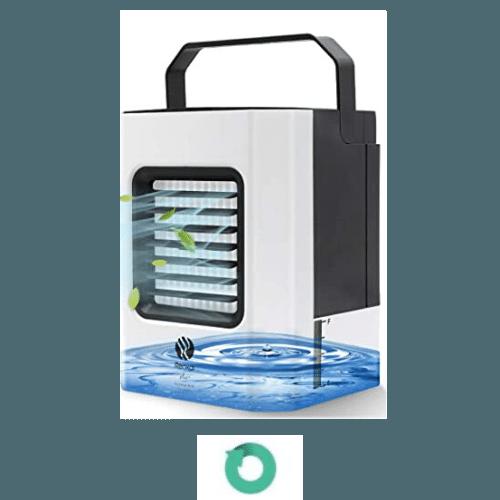 mini aire acondicionado 12v