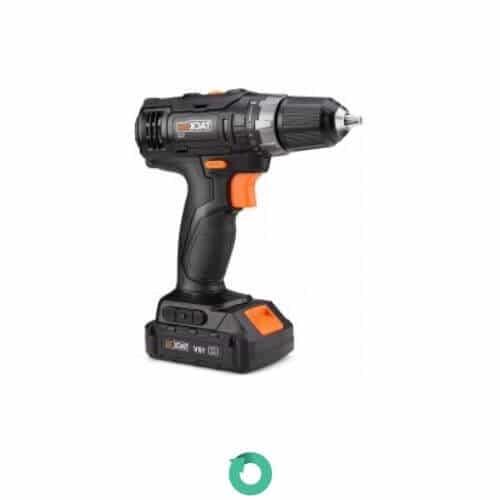 taladro atornillador inalambrico tacklife pcd05b atornillador y destornillador