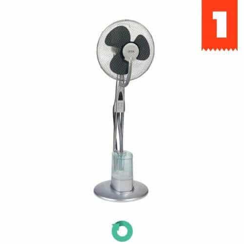 ventilador nebulizador humidificador aeg vl 5569