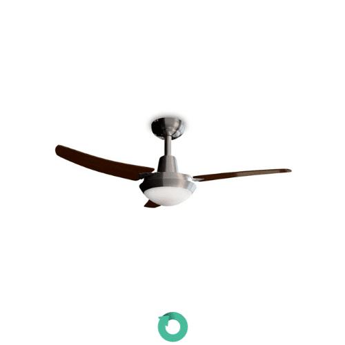 ventilador de techo con mando a distancia cecotec forcesilence aero 480