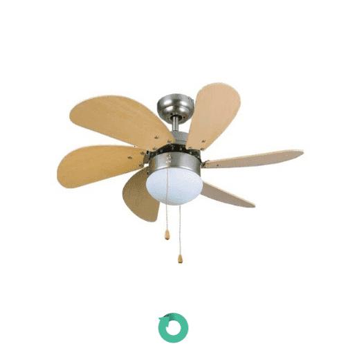 ventilador techo aspas 75 cm orbegozo cp 15075N