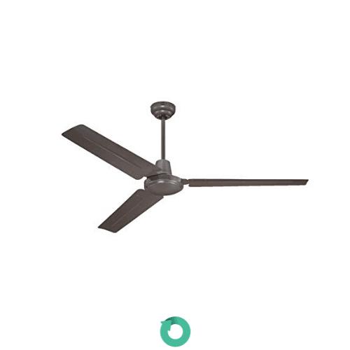ventilador sencillo sin luz de tres aspas westinghouse lighting industrial